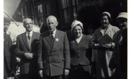 T.W.Stout 1960-61